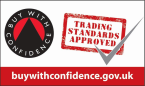 Trading Standards Buy with Confidence Approved Trader